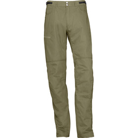 Norrøna Svalbard Mid Cotton Pants Men Olive Night